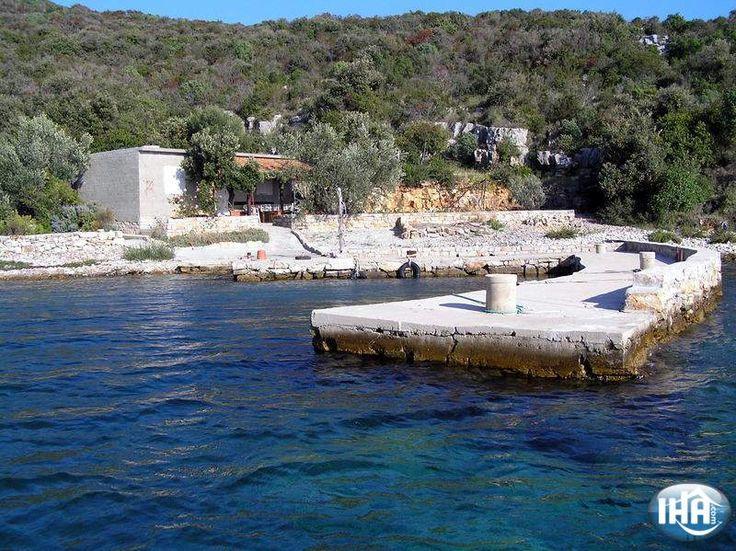 Location de vacances  Tkon, Maison de Pêcheur 6 personne(s), Croatie