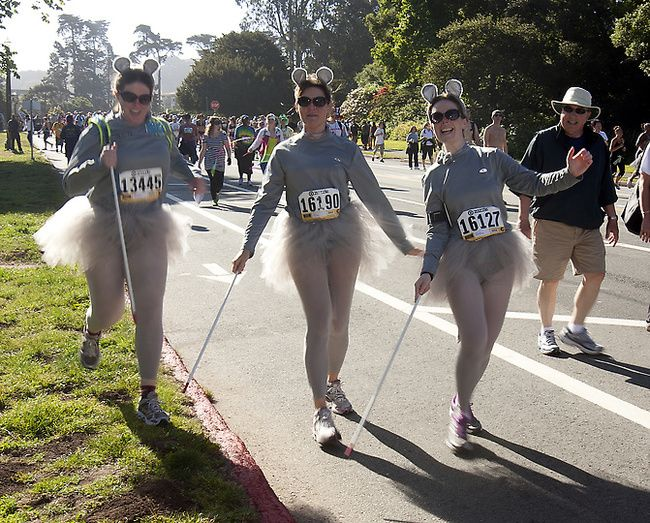 Three Blind Mice Runners