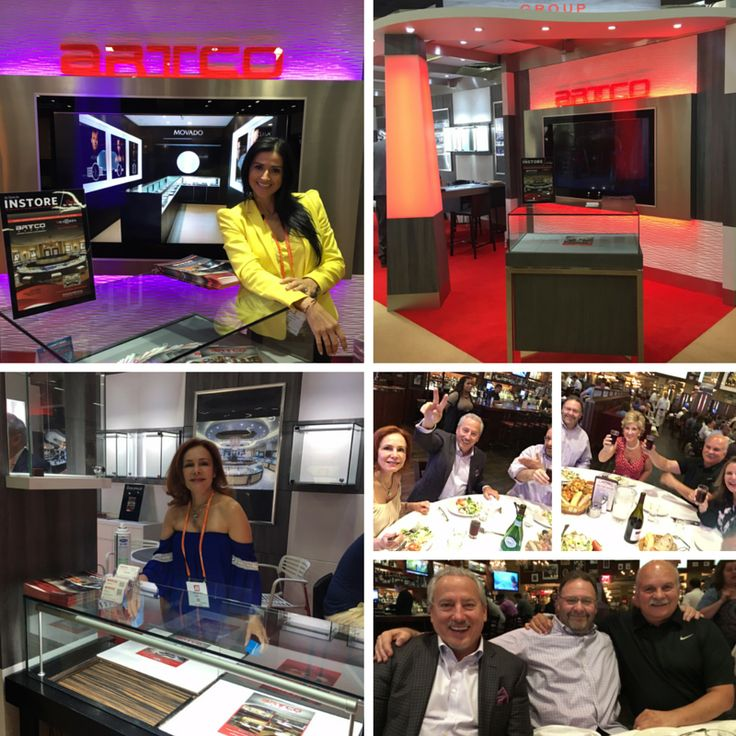"""We had an amazing time at JCK Las Vegas 2016.  see you next year !! """"The only way to do great work is to love wha you do"""" #jck #jckshow #jcklasvegas #tradeshow #jewelers #jewelrydisplay"""