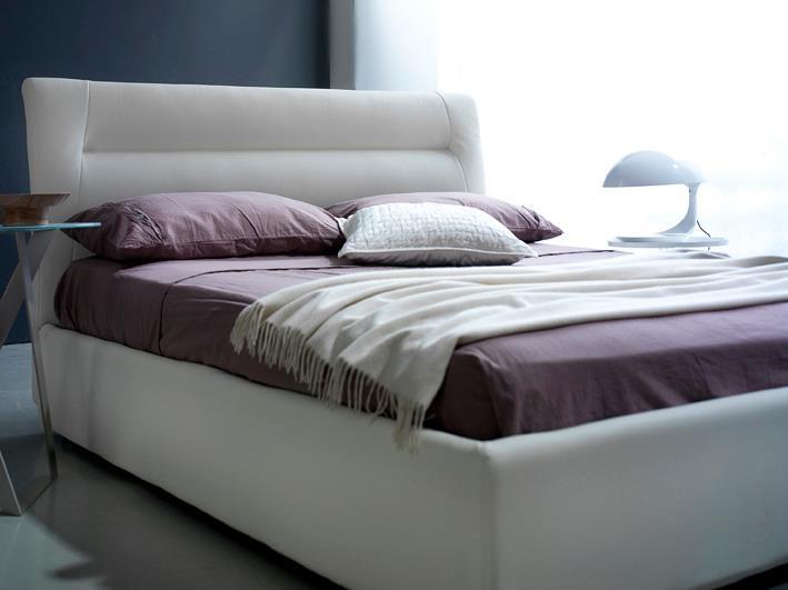 E' sempre dura alla mattina lasciare un letto così... #arredamento