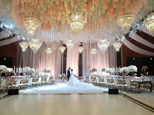 14 Grand Reception Styling Designs That Will Wow You Reception Wedding Decorations Wedding Suppliers