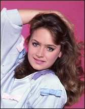 Melissa Anderson (Horton).  I would love to see her back on the show as a regular.