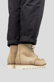 "RED WING 6"" BOOT CLASSIC MOC SAND"