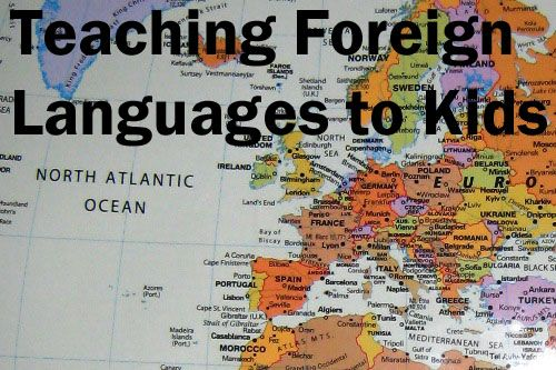 Great tips on teaching foreign languages to kids from a mom who is trying to teach her kids French in preparation for a family trip to France. For more ideas on incorporating language learning with your au pair visit aupairbuzz.culturalcare.com