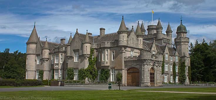 Balmoral Castle HDR | Flickr - Photo Sharing!