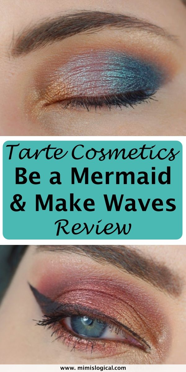 Be A Mermaid & Make Waves Eyeshadow Palette by Tarte #14