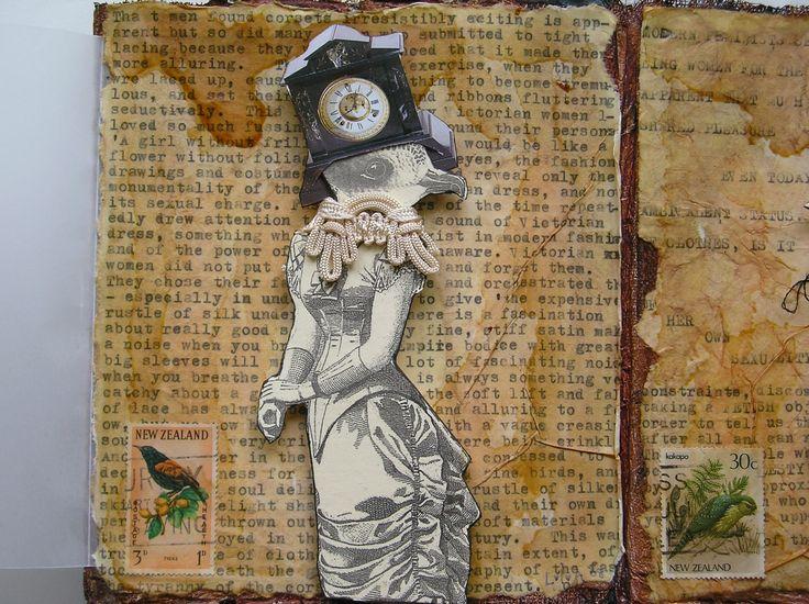 Bird Woman Bird