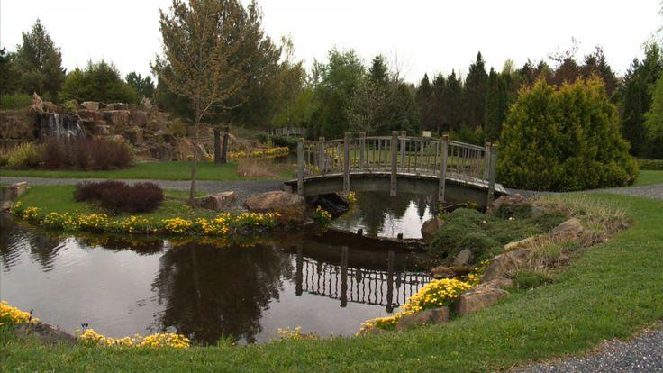 Jardin botanique de Fredericton, au Nouveau-Brunswick