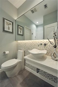 Bathroom Mirrors Lights Behind 66 best contemporary images on pinterest | architecture, home and