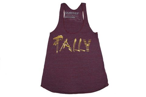 """""""TALLY"""" Racerback Tank 