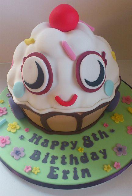 Moshi Monster Cake - Cutie Pie by LizzieQ Creations, via Flickr