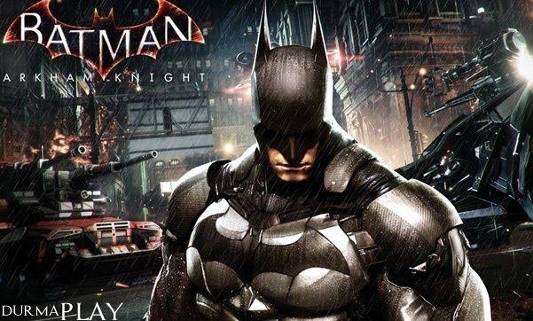 http://sanalsaray.net/2015/06/28/ikis-yapmaya-hazirlanan-batman-arkham-knighta-durmaplay-zerinden-indirimli-olarak-sahip-olabilirsiniz/  Rocksteady Studios tarafindan Unreal Engine 3 oyun motoru üzerinde gelistirilen Batman Arkham Knight Warner Bros  etiketi ile oyuncularla bulusmasina artik sayili günler kaldi