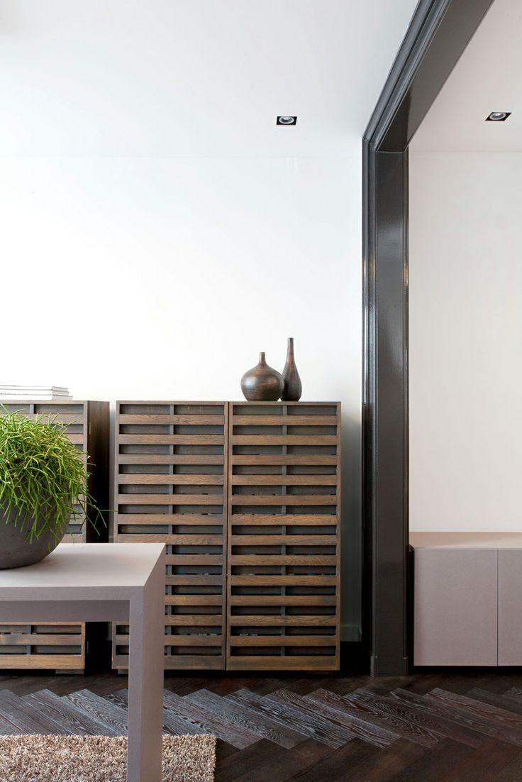 Historic Canal House and Office in Utrecht by Remy Meijers