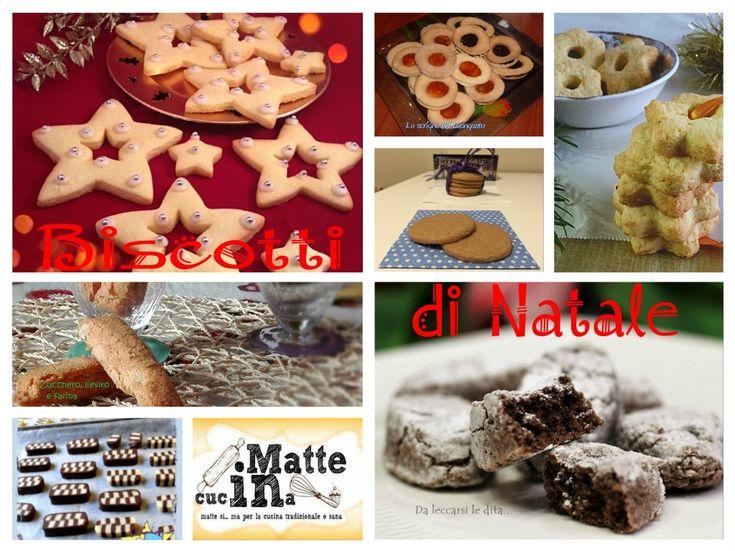 Biscotti+di+Natale+-+home+made