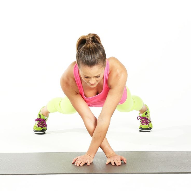 This No-Equipment Workout Will Tone Every Inch of Your Body: Who needs a gym?