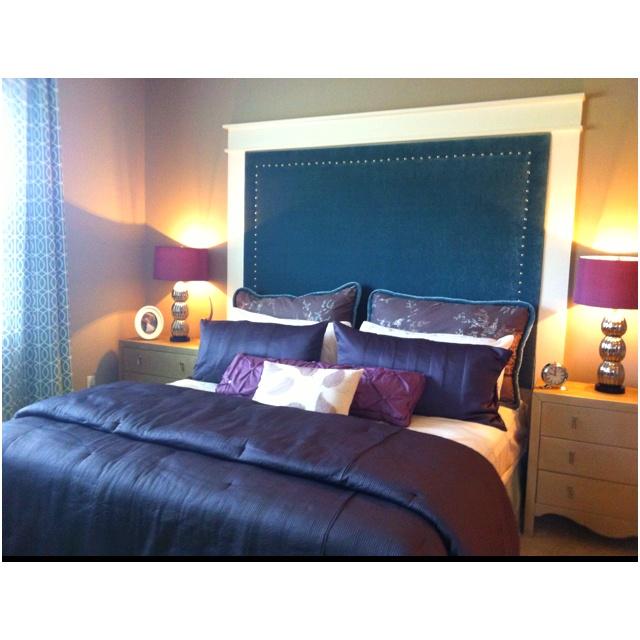 marvellous purple teal bedroom ideas | Purple and teal bedroom | Bedroom ideas | Bedroom ideas ...