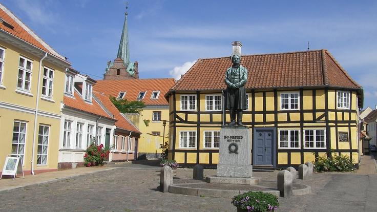 Rudkøbing, Langeland Denmark