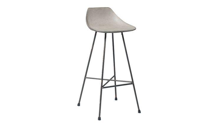 MONOQI | D'Hauteville Bar Chair