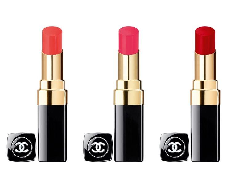 Chanel Énergies et Pureté Collection for Summer 2017