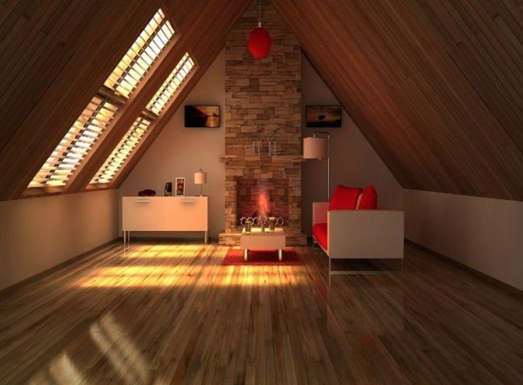 Günün tavsiyesi: Çatı katları yaratıcılığını tetikleyebilir.