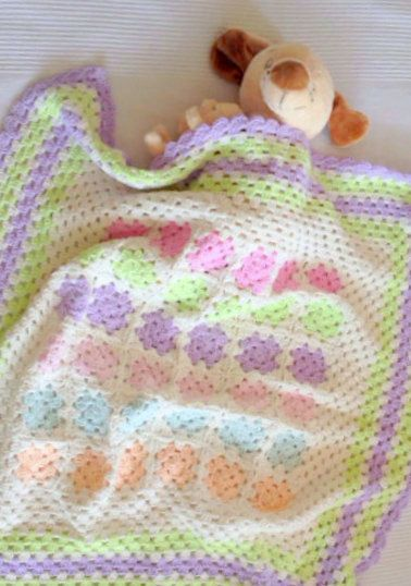 Soft Baby BLanket by allapples on Etsy, $70.00