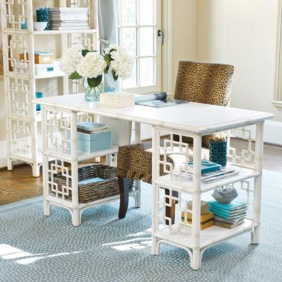 taryn desk ballard designs - Ballard Design Desks