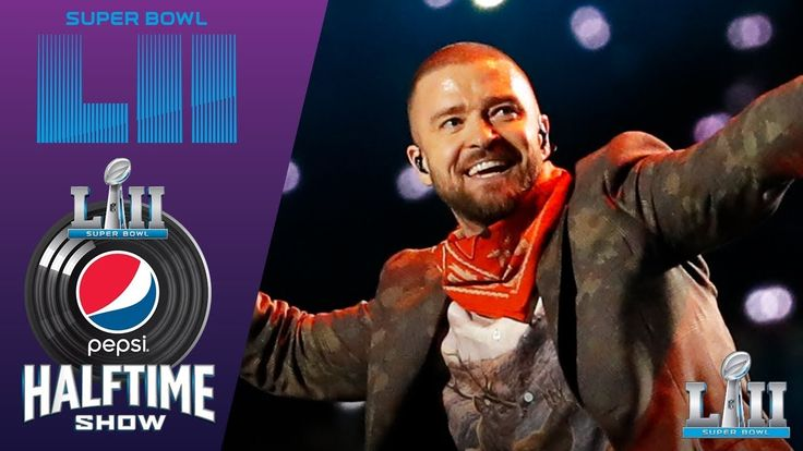 Justin Timberlake's FULL Pepsi Super Bowl LII Halftime Show! | NFL Highlights - YouTube