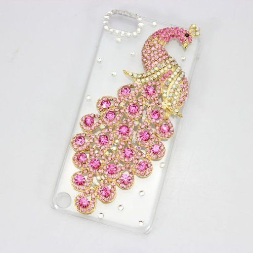 Yeah Coque rigide pour iPod Touch 5 5G Motif strass/paon rose vif 3D Transparent yeah http://www.amazon.fr/dp/B00CI4ZE2A/ref=cm_sw_r_pi_dp_vjIAub1GDQ91A