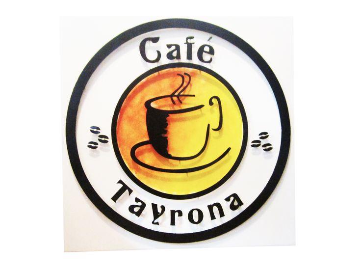 Aviso café Tayrona