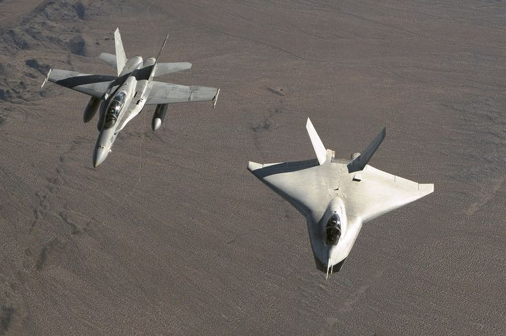 A Goofy-Looking Plane Could Have Replaced the F-35 Stealth Fighter