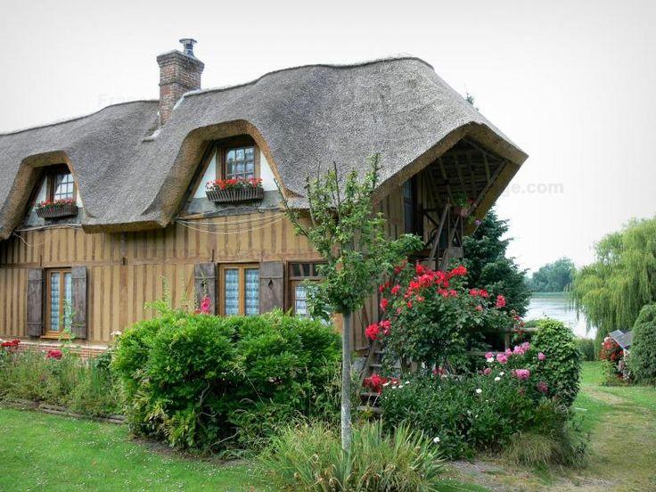 21 best Marais Vernier, route des chaumières images on Pinterest