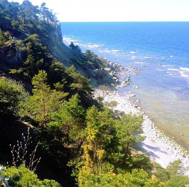 Björkume nature reserves