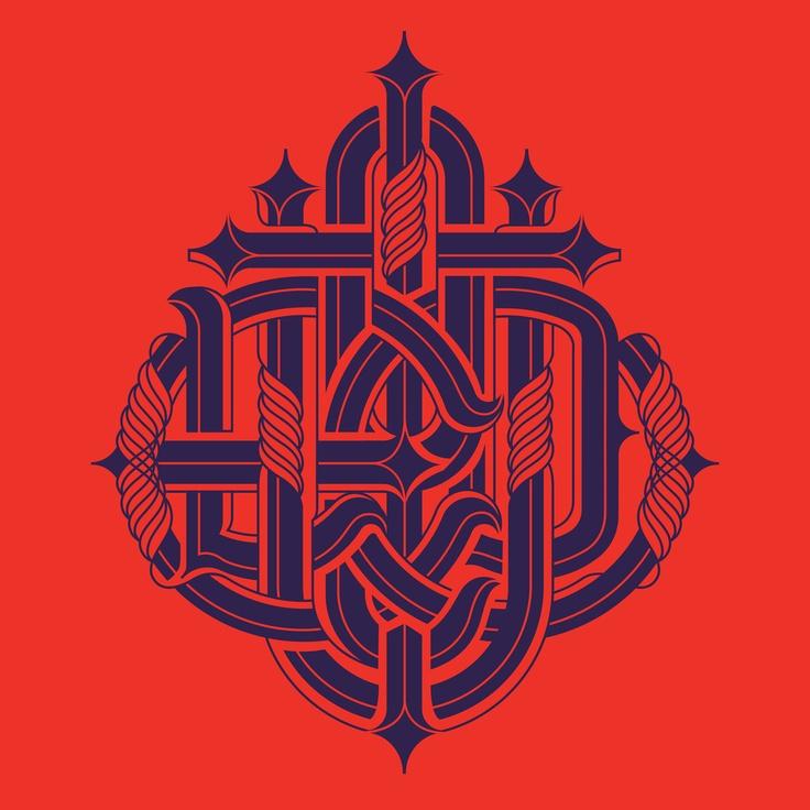 Monograma/Logotipo de PELUDO, diseñado por ROAN.