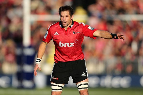 Richie Mccaw Photos - Crusaders Training Session - Zimbio