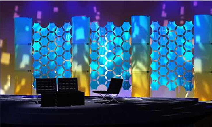 simple stage decoration pictures for college functions - Google Search