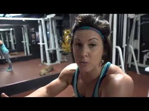 Delt Homicide   Dana Linn Bailey Shoulders Workout - YouTube