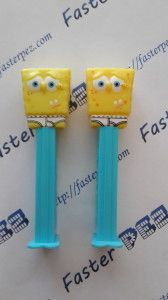 Underware Spongebob Pez variations