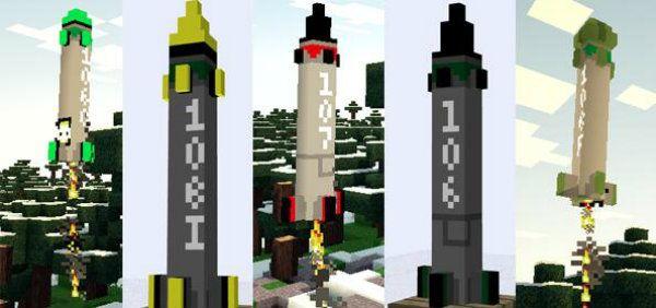 ICBM Mod 1.4.7 for Minecraft 1.4.7 | Minecraft