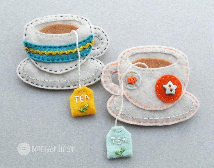 Would you like some tea? Una tazza di tè risolve sempre tutto!
