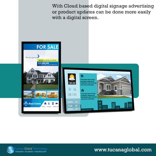 MPACT Digital Signage Touchscreen Pinterest Digital Signage - Digital signage templates
