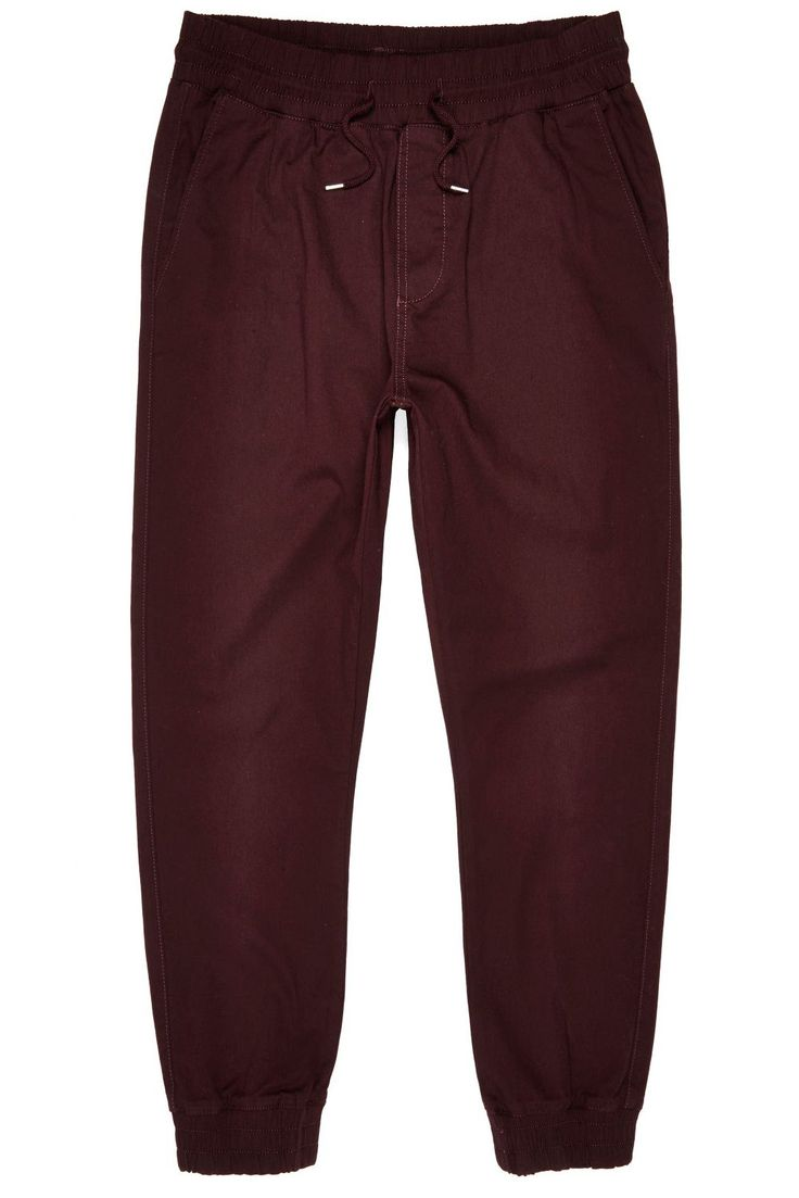 The red color of these jogger pants are bright and cheerful, and could even possibly be his favorite color. The soft and stretchy material is perfect for running, playing, climbing or playing sports. These boy pants have a ribbed waist and bottom cuffs for comfort, and a drawstring waist, so they can stay on through growth spurts.