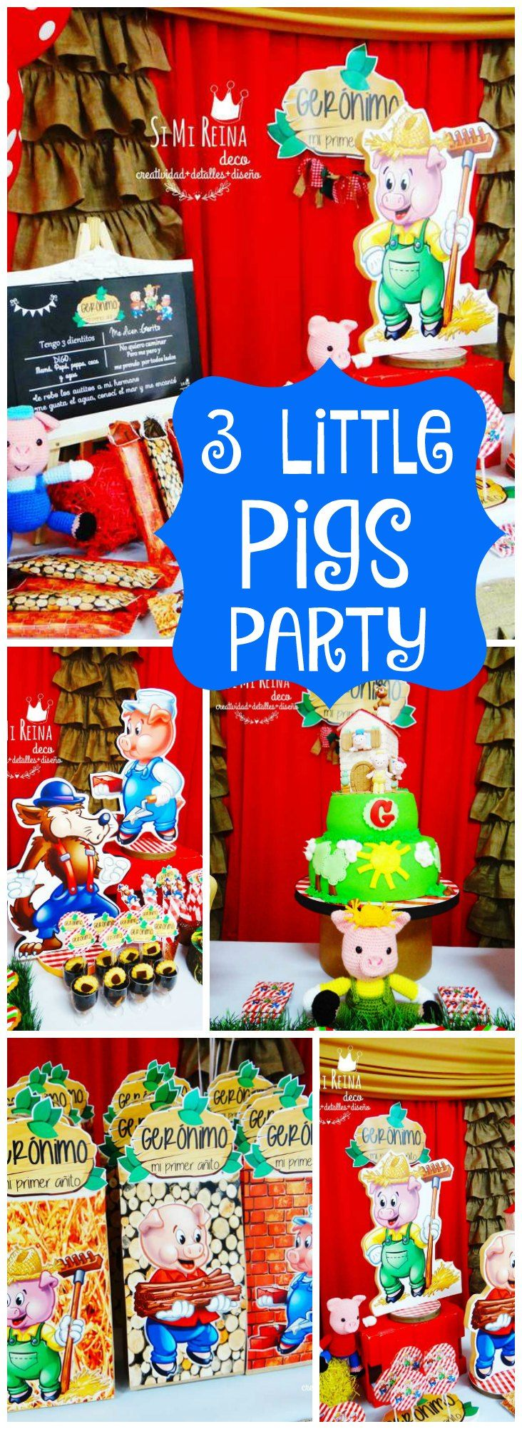 75 best pig party ideas images on pinterest pig party birthday