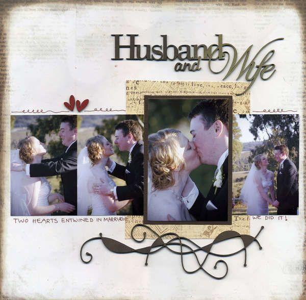 Best 25+ Scrapbook wedding album ideas on Pinterest | Wedding ...