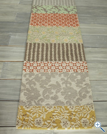 More people should sew remnant rugs together :)