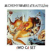 "Dire Straits ""Alchemy: Dire Straits Live"" 1984"