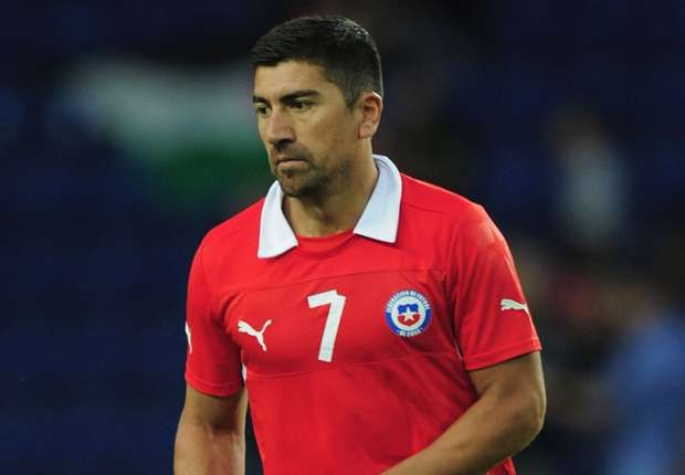 David Pizarro volvió a la Copa América después de 16 años