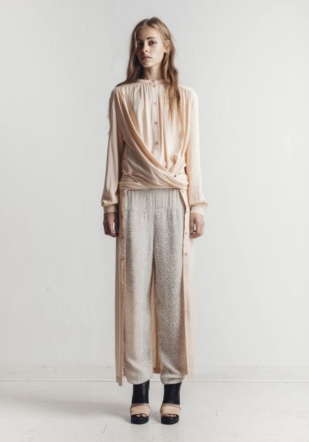Rodebjer Shirt-Dress Art. Aesthetically and functionally beautiful.