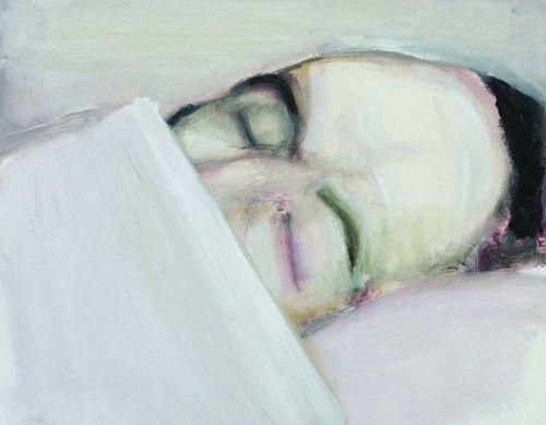 Marlene Dumas - The Death of the Author, 2003