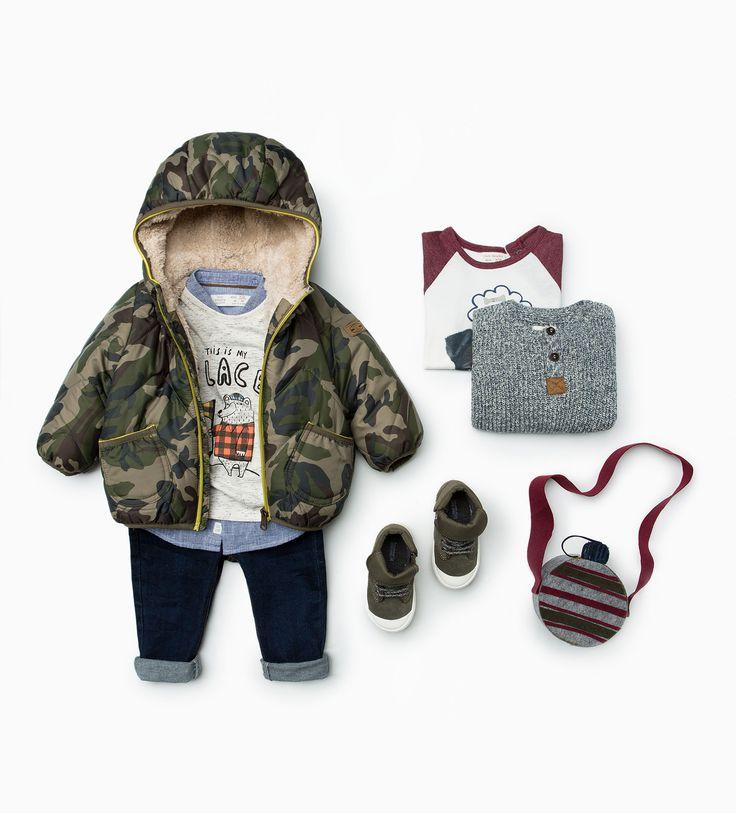 - Shop by Look - Baby boy - Baby   3 months - 3 years - KIDS   ZARA Croatia