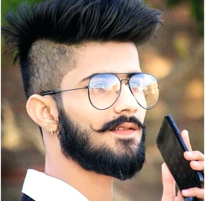 New Hairstyle Boy India 2020 Medium Size 58 Kb Image In 2020 Boy Hairstyles Long Hair Styles Men Indian Hairstyles